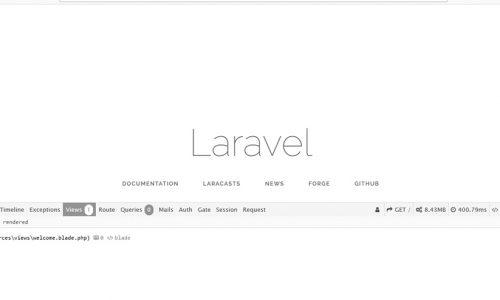 laravel--+-debug